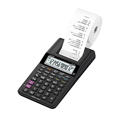 Calculadora Impresora Casio HR-8RC