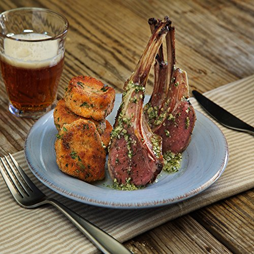 Roasted Rack Of Lamb - 2
