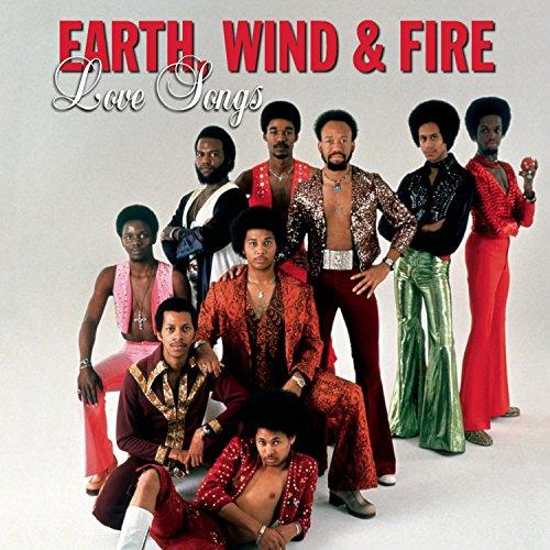 CD : Earth, Wind & Fire - Love Songs (CD)