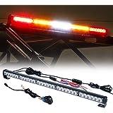 "Xprite 30"" Offroad LED Rear Chase Strobe Light bar w/Brake Reverse Turn Signal Light for Polaris RZR XP 1000 900, UTV…"
