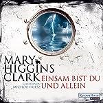 Einsam bist du und allein | Mary Higgins Clark