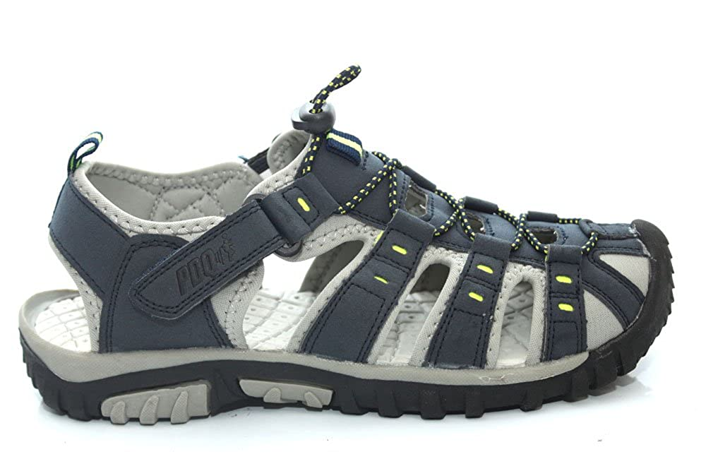 Femme randonn/ée Sandales Plates Sportives Mr Shoes PDQ D11121Tp