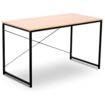 WOLTU TSB04hei Schreibtisch Computertisch Büromöbel PC Tisch ...