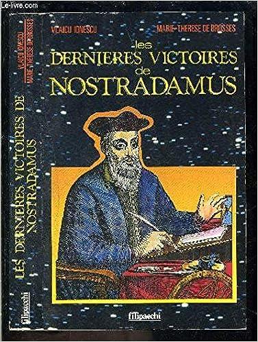 Book Les dernières victoires de Nostradamus (French Edition)