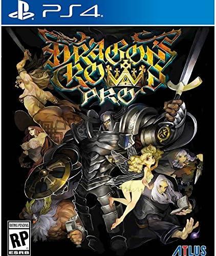Dragon's Crown Pro: Battle-Hardened Edition PlayStation 4 ドラゴンズクラウンプロバトルハードエンズド版プレイステーション4北米英語版 [並行輸入品]