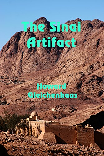 The Sinai Artifact by [Gleichenhaus, Howard]
