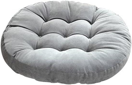 Amazon.com: JINGXIN Round Corduroy Floor Pillow Chair ...
