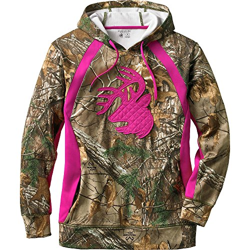 Legendary Whitetails Ladies Signature Series II Hoodie Realtree Xtra X-Large
