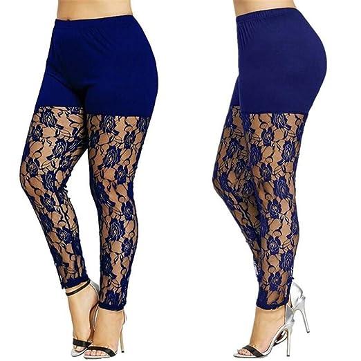 4943c78933d4c Amazon.com: Yoga Pants for Women Mesh Panels, Jumpsuits for Women ...
