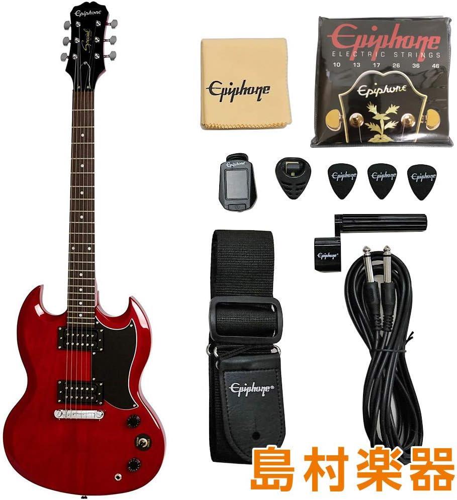Edición limitada Epiphone SG special-i guitarra eléctrica Cherry ...