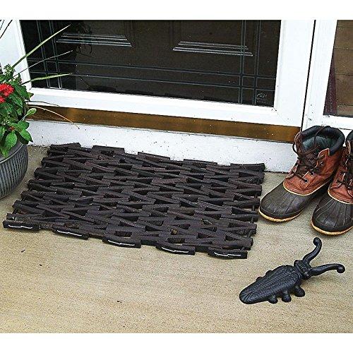 Recycled Tire Doormat -