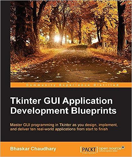 Tkinter gui application development blueprints 1 bhaskar chaudhary tkinter gui application development blueprints 1 bhaskar chaudhary ebook amazon malvernweather Choice Image