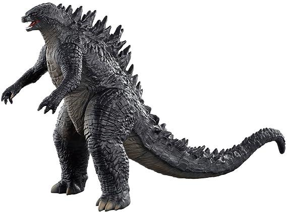 Bandai JAPAN Movie Monster Series: 2014 GODZILLA Toy Figures at amazon