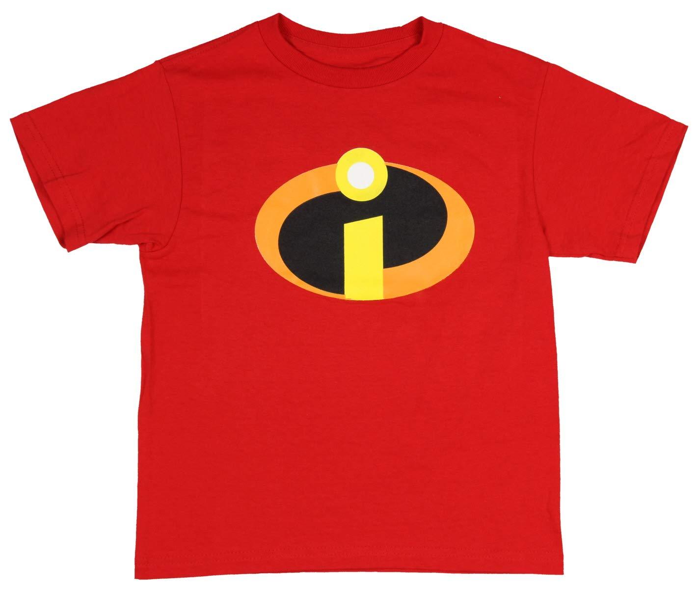 Pixar Incibles 2 Shirt Little Movie Logo Graphic T Shirt 6209