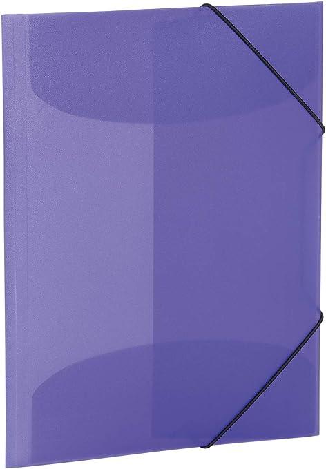 Herma - Carpeta, color morado DIN A3: Amazon.es: Oficina y papelería