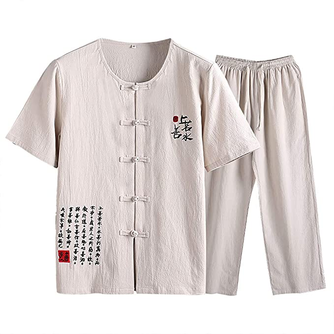 Amazon.com: NIUQI - Pantalón corto de verano para hombre, de ...