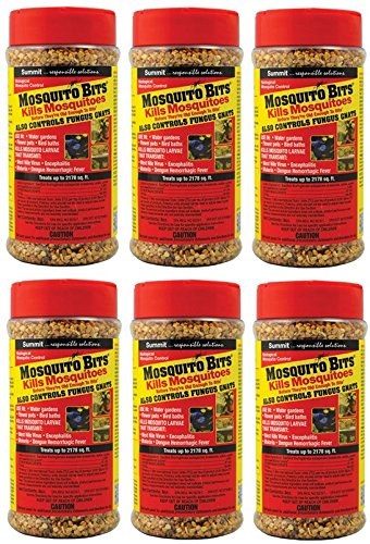 Mosquito Bits Quick Kill Multiple Insects 8 Oz (Kill Quick Mosquito Bits)