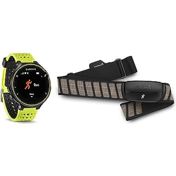 Amazon.com: Reloj inteligente Forerunner 230 y pulsera GPS ...