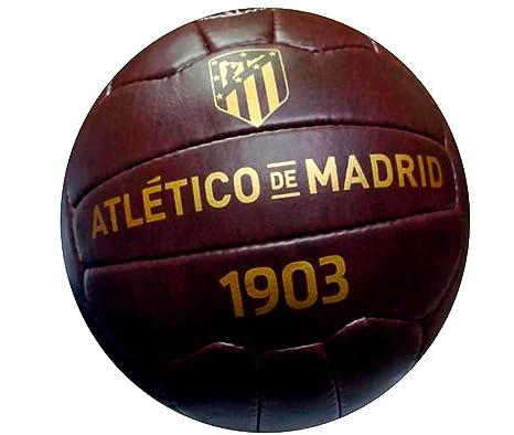 Atlético de Madrid Balon Retro: Amazon.es: Deportes y aire libre