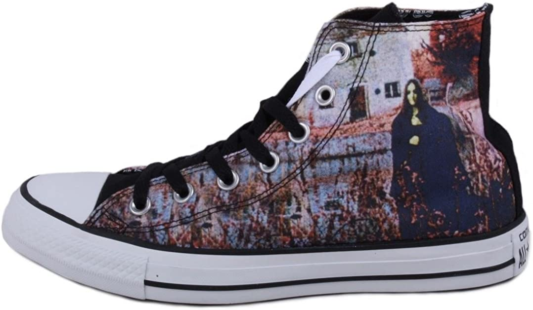 Converse Chuck Taylor All Star Black Sabbath Signature