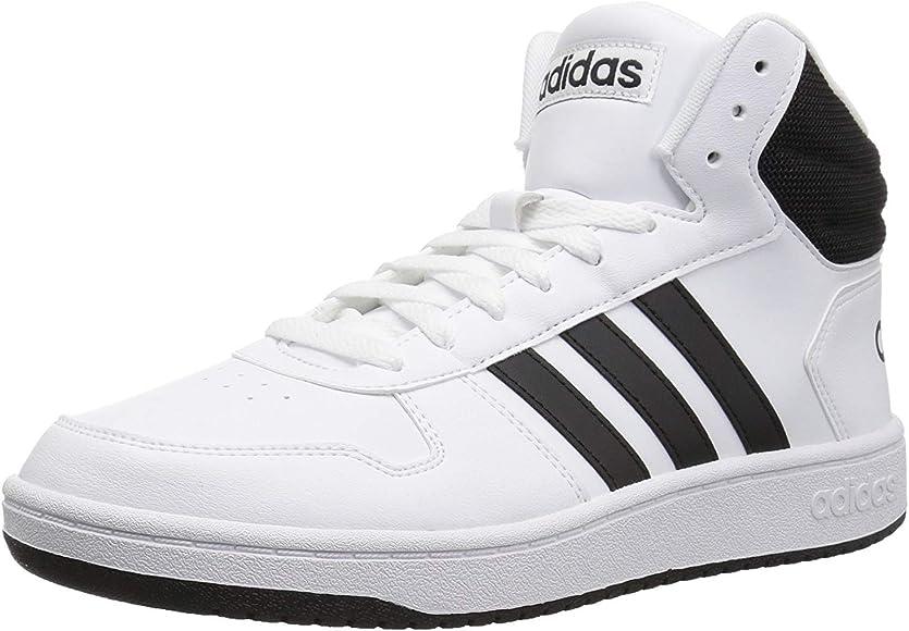 Hoops 2.0 Mid Basketball Shoe