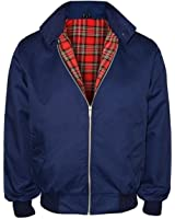 Classic Harrington Jackets Retro Mod scooter skin 70's Smart Classic Jacket