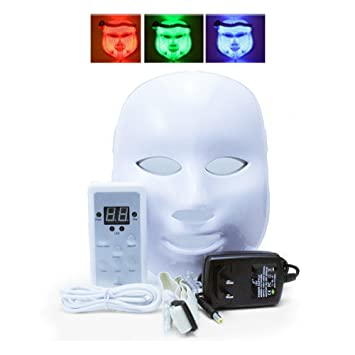 MISSAMMY 3 Colors LED Photon Skin Rejuvenation Light Therapy Reduces Wrinkle Facial Mask EXCILON AMD 4X4 6PLY DRAIN SPG By COVIDIEN