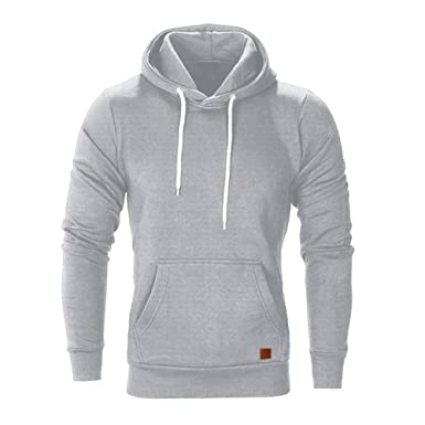 huge discount c7e27 08894 FRAUIT Männer Sweatshirt Langarm Herbst Winter Herren Kapuzenpullover |  Sale | Casual Sweatshirt Hoodies Top Bluse Trainingsanzüge