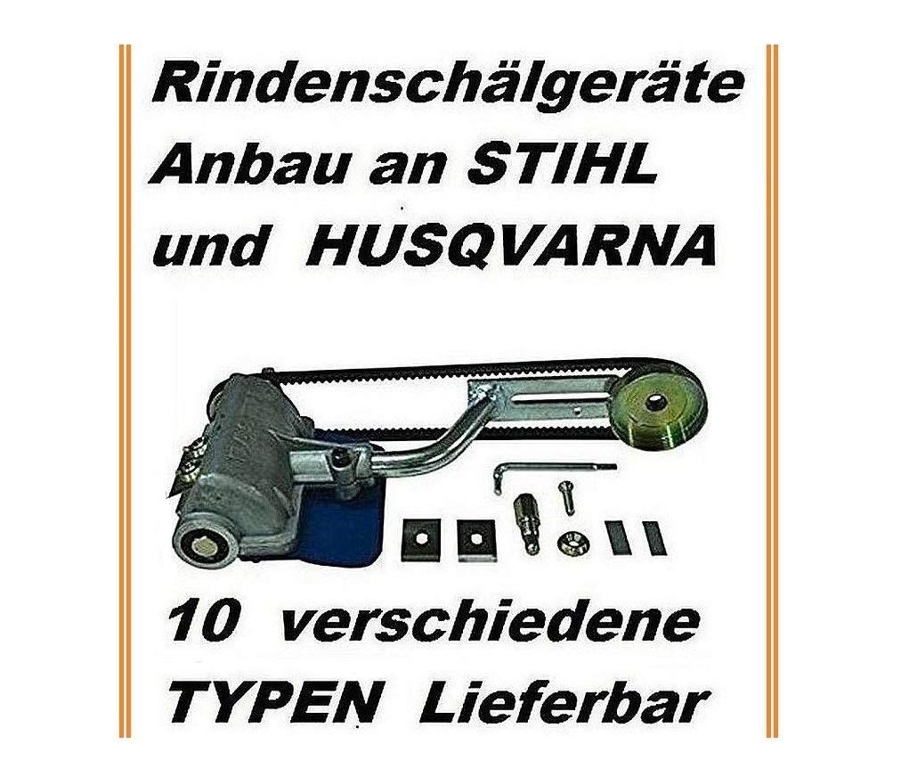 Schälgerät Entrindungsgerät Kupplungsglocke mit Lager Husqvarna 545 550 555
