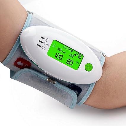 WAOBE Tipo de brazo superior USB automático Monitor de presión arterial electrónico Hogar inteligente LCD de