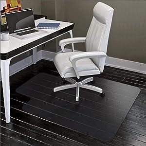 """Office Chair Mat for Hard Wood Floors - 36""""x47"""" Heavy Duty Floor Protector - Easy Clean"""