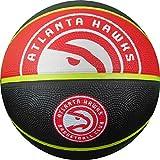 NBA Atlanta Hawks Spaldingteam Logo, Black, 29.5''