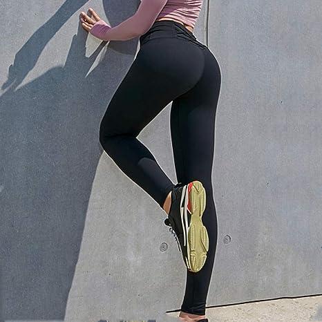 gran descuento nuevo estilo lindo baratas GYEU Cintura Alta Butt Lifting Tummy Contral Leggings Slim ...