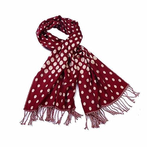 yall Elegante Bufandas Mujer Imprime Puntos Suaves Toallas De Playa 60*180 Cm 4A, 60*180 Cm.