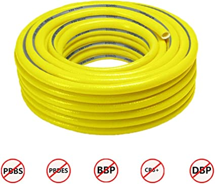 Lunghezza 50m PE-TUBO FLESSIBILE TUBO Ø 16mm per tubo irrigazione tubo da giardino