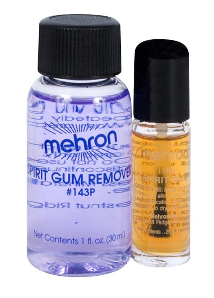 118AR Spirit Gum & Remover Combo Kit