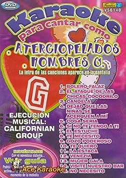 Various - Karaoke Para Cantar como: Aterciopelados, Hombres ...