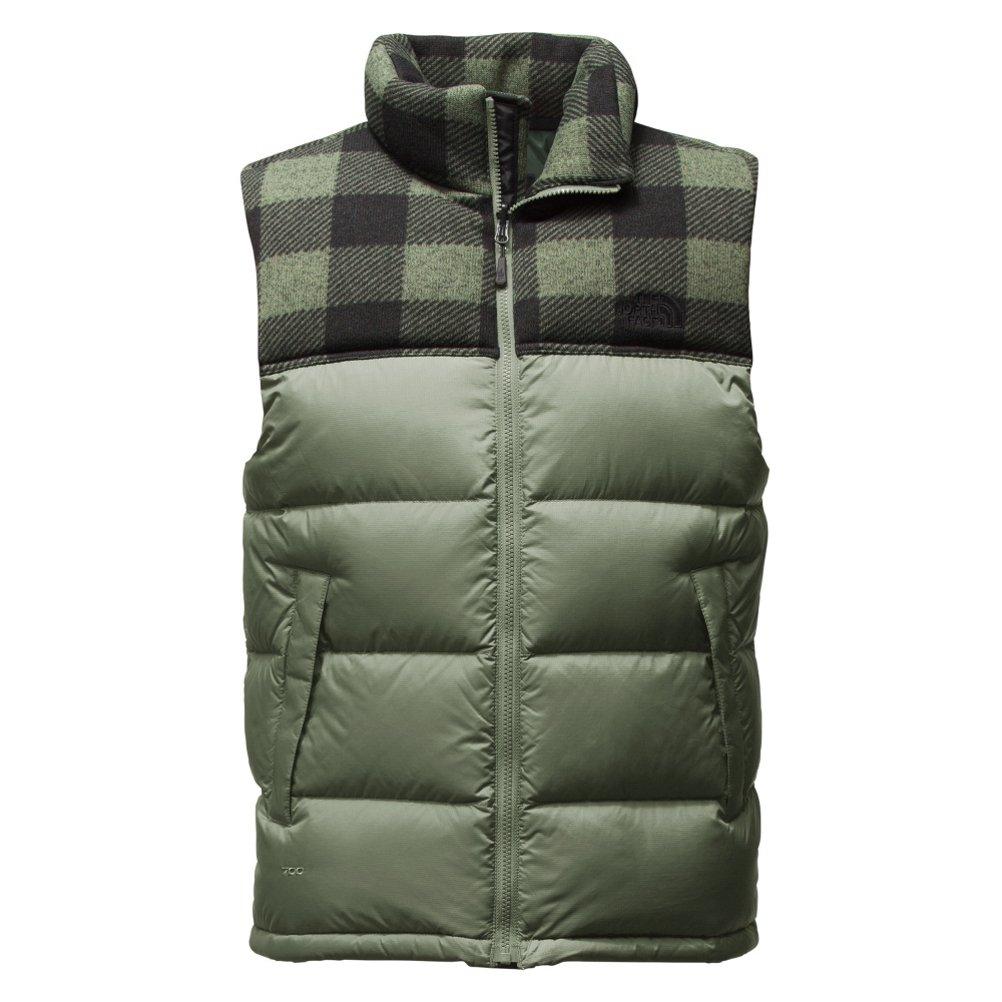 NORTHFACE Men s Nuptse Vest Green Down Vest M  Amazon.ca  Sports   Outdoors f69c3119b