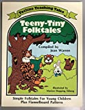 img - for Totline Teaching Tales ~ Teeny-Tiny Folktales ~ Simple Folktales For Young Children Plus Flannelboard Patterns book / textbook / text book
