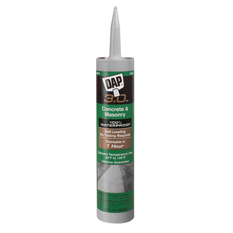 Dap 18370 Self-Leveling Concrete 3.0 Sealant 9.0-Ounce product image