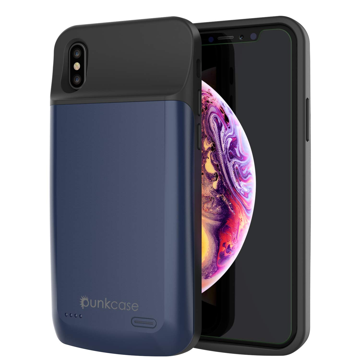 Funda Con Bateria de 6000mah para Apple Iphone Xs Max PUNKCASE [7L6J3ML6]