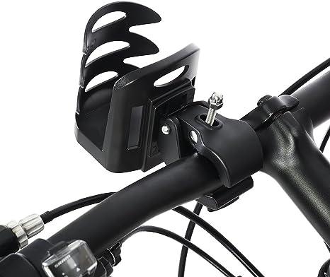 Filfeel Portabidones Soporte para Bicicleta de montaña (5 mm-40 mm ...