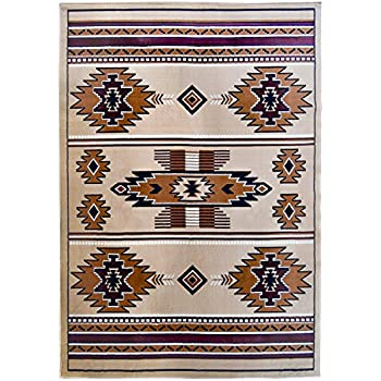 Amazon Com Rugs 4 Less Collection Southwest Native