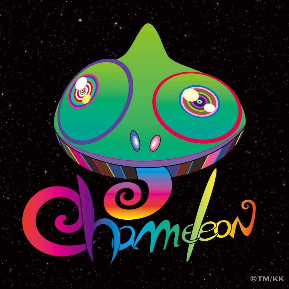 「Chameleon / End of the World」の画像検索結果