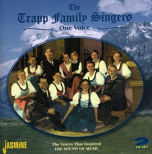 One Voice - The Voices That Inspired The Sound Of Music [ORIGINAL RECORDINGS REMASTERED] 2CD SET