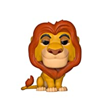 Funko Pop Disney Lion King Mufasa