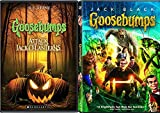 R.L Stine The Movie & Goosebumps: Attack of the Jack-o-lanterns Double Feature Creepy family fun 2-Pack