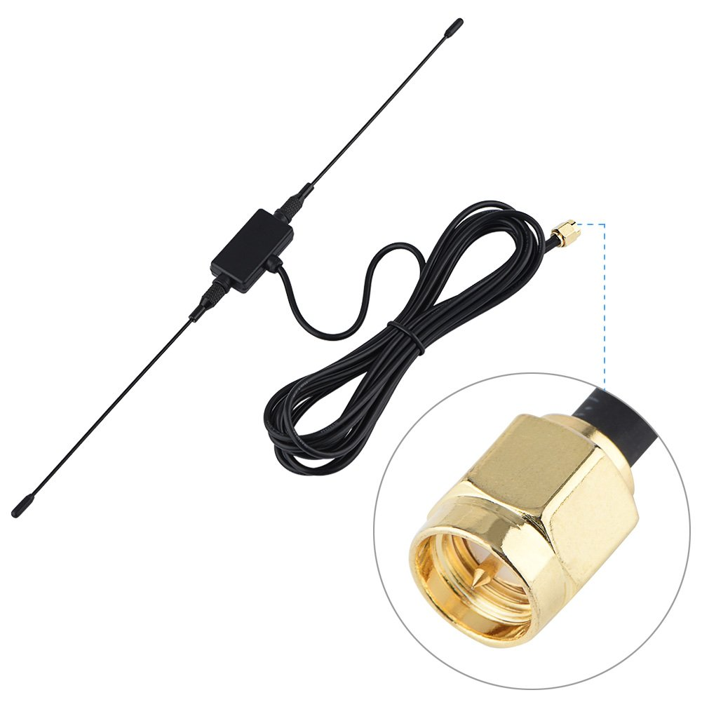 433MHZ GSM GPRS Signal Antenna, SMA Male Plug Signal Amplifier, Pure Copper Connector Material, Cable by Mugast (Image #4)