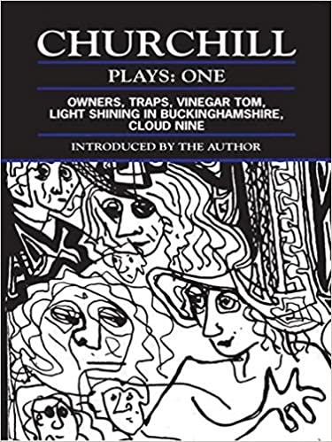 Churchill Plays One Caryl Churchill 9780415901963 Amazon Books