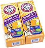 Arm & Hammer Double Duty Cat Litter Deodorizer With Baking Soda 30 oz (2 Pack)
